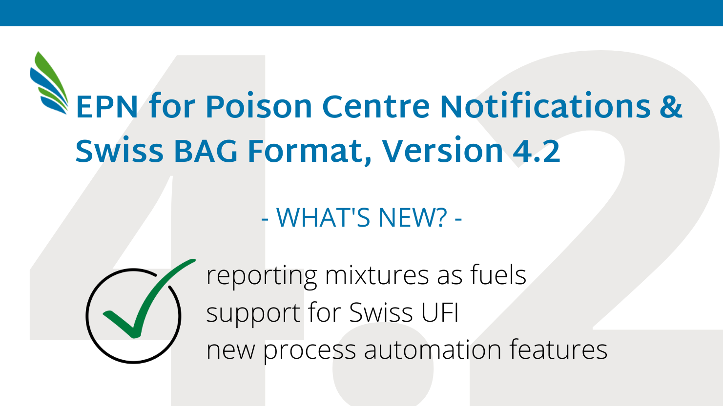 Release of opesus EPN for the process industry PCN and Swiss UFI